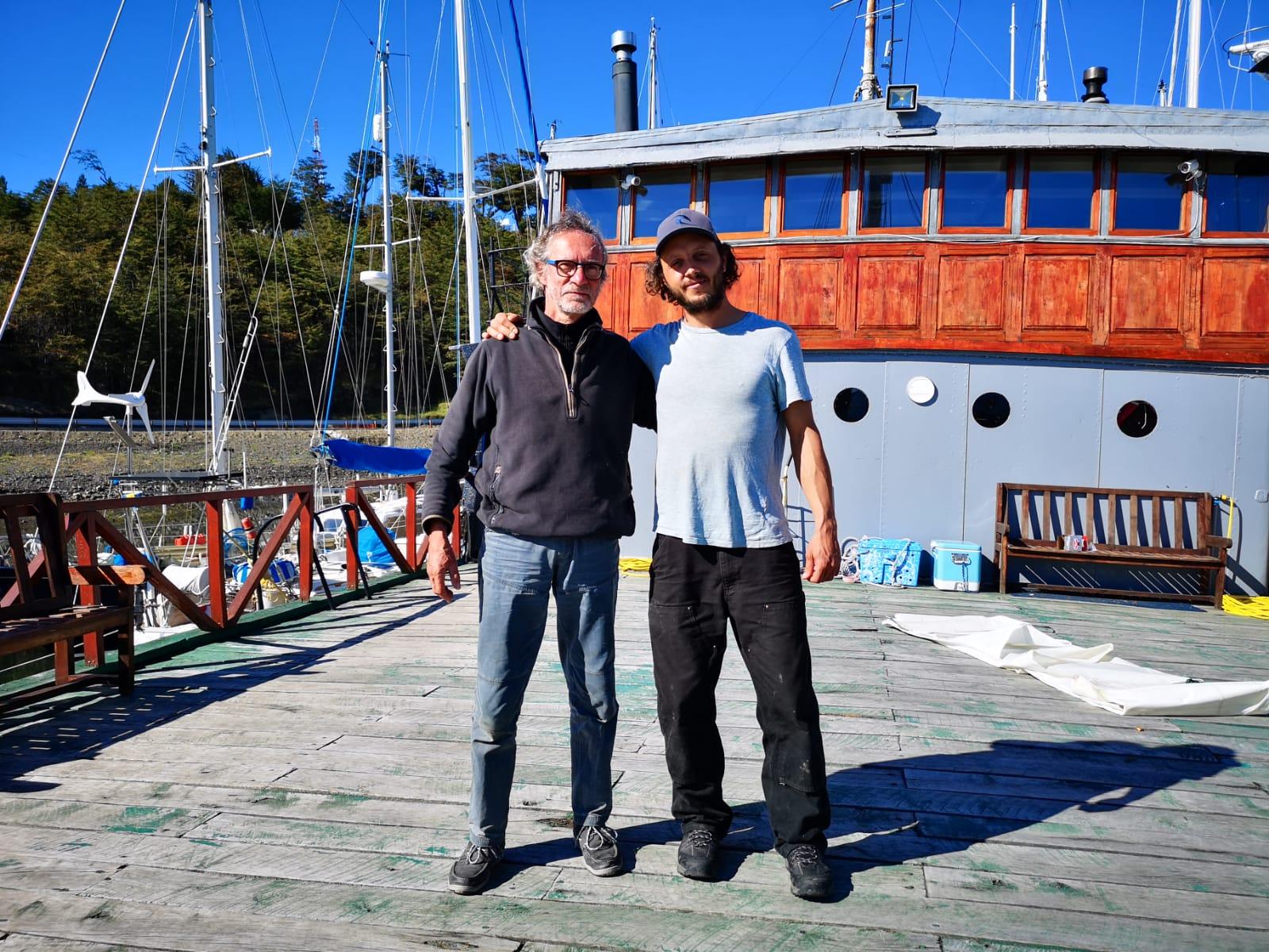 Emmanuel & Fernando