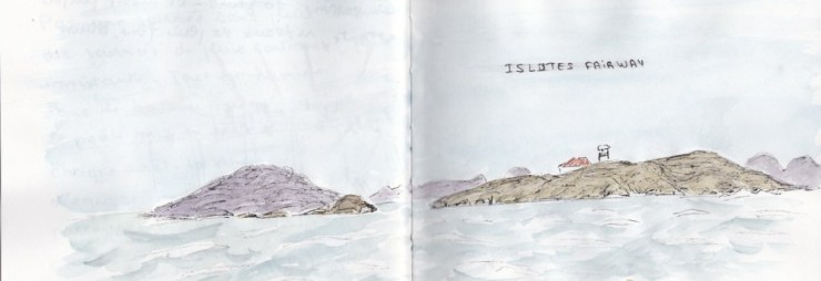 islotes fairway