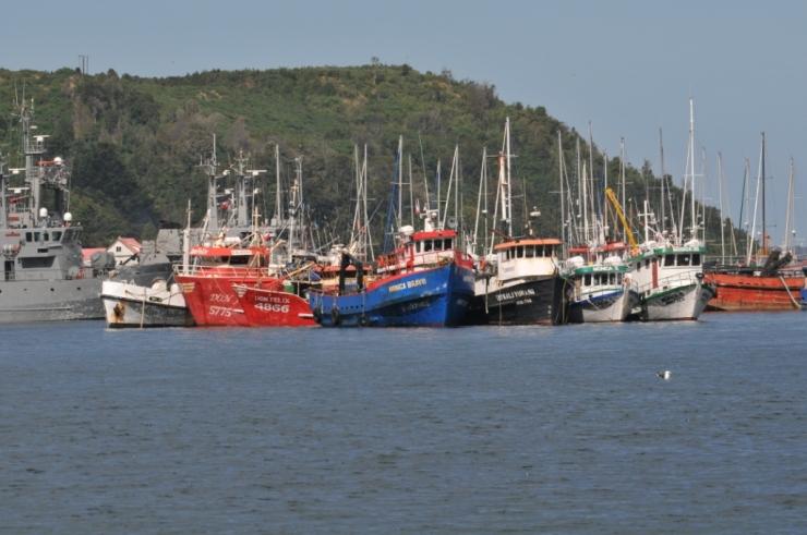 bateaux de peche